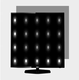 علت کم و زیاد شدن نور تلویزیون سامسونگ ،سونی و الجی
