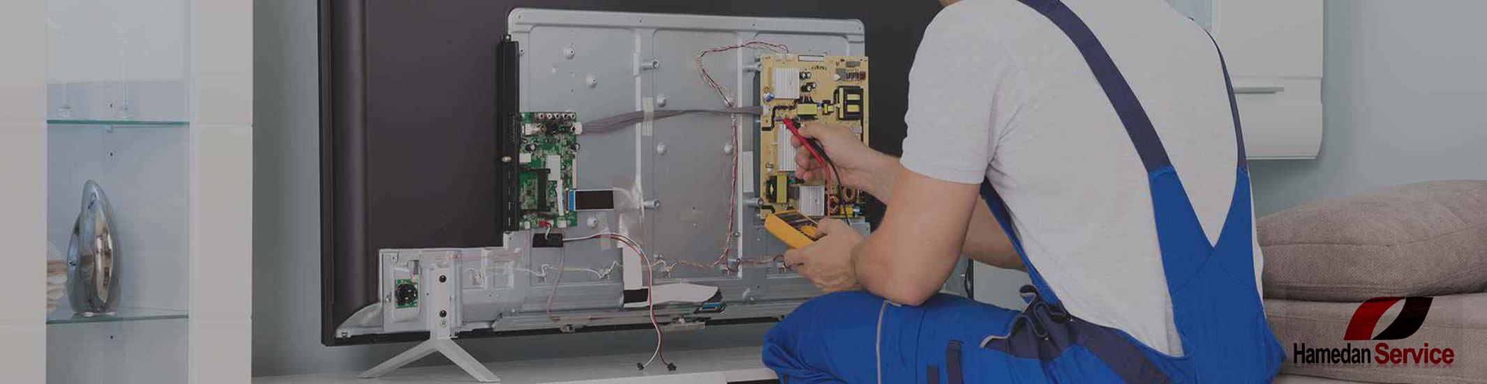تعمیرات تخصصی LCD وLED