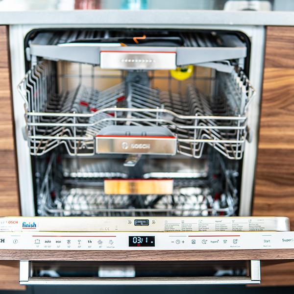 علت ارور E15 ماشین ظرفشویی بوش