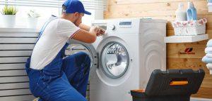 Consertos de lavanderia